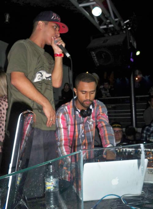 Rashid e Dj Mr Brown - Show em Blumenau/SC