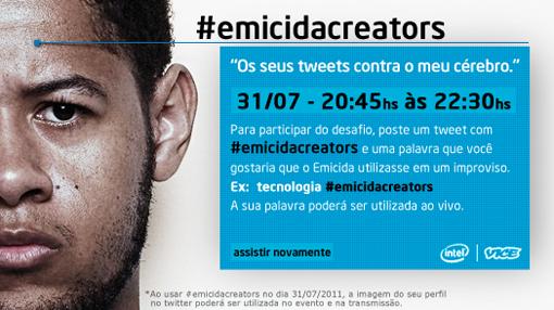 The Creators Project - Emicida