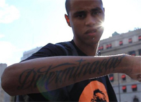 """Rapper Correria em """"Determinacao"""""""