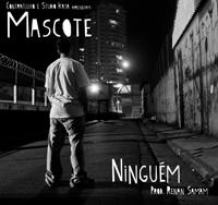 Capa do single Ninguém, do rapper Mascote