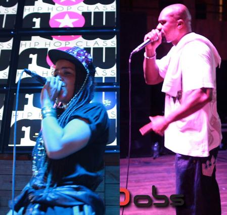 MV Bill e Flora Matos fazem show em Blumenau