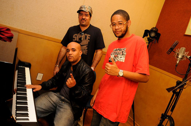 Kaion, DJ Hum e Emicida
