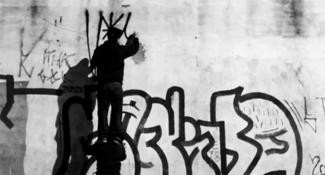 """Em novo clipe, Ogi retrata ação de pichadores e """"noite fria"""" de São Paulo"""