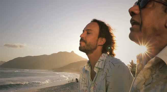 Solitário Surfista - Gabriel o Pensador e Jorge Ben Jor
