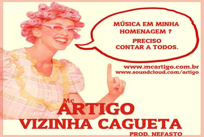 Vizinha Cagueta - Artigo