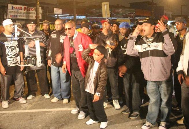 MC Cauan e Dexter em clipe É o rap nego