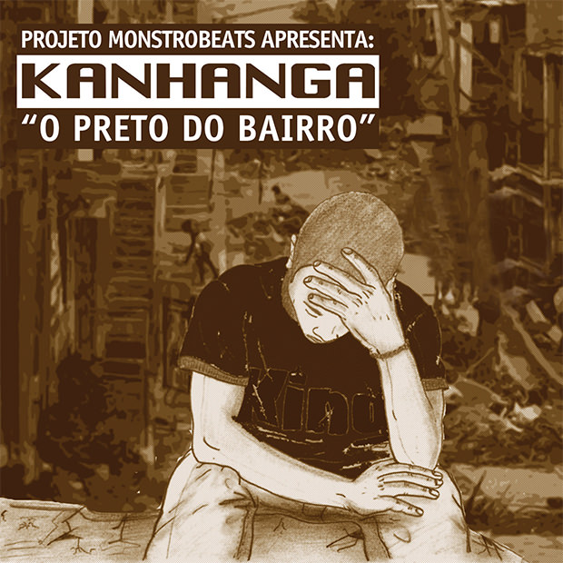 CD O Preto do Bairro, do Kanhanga