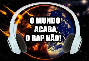 O fim do mundo em 10 músicas do RAP Brasileiro