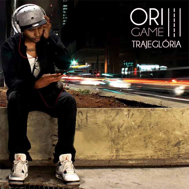 Capa do CD TrajeGlória - ORIgame