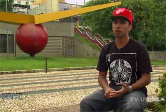 Rashid participa do programa Musical, da TV UNIESP