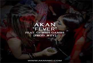 Música Fever, do Akan