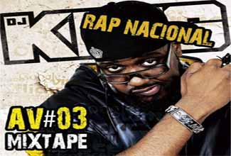 DJ King na Mixtape Anuário vol. 3