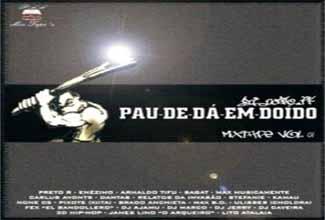 Mixtape Pau-de-da-em-doido vol. 1, do DJ Nato PK