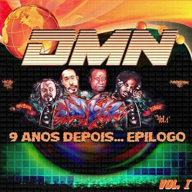 CD 9 Anos Depos, do DMN
