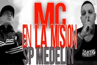 Música MC En La Mision, de Nocivo Shomon e colombiano Kandelo Boombawa