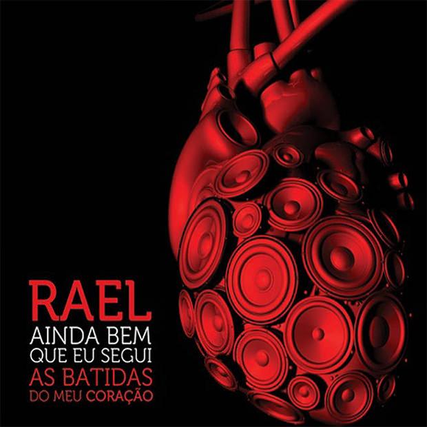 CD Ainda bem que eu segui as batidas do meu coração, do Rael