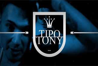 Rzilla no clipe da música Tipo Tony
