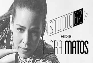 Flora Matos no Projeto Studio62