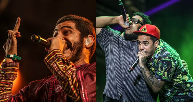Criolo e Planet Hemp no Lollapalooza Brasil