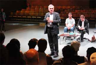 Existe Diálogo em SP: secretário municipal da cultura discute investimentos no Hip Hop