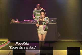 Flora Matos apresenta inédita no festival Sonoridades