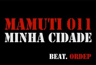 Música Minha Cidade, do Mamuti