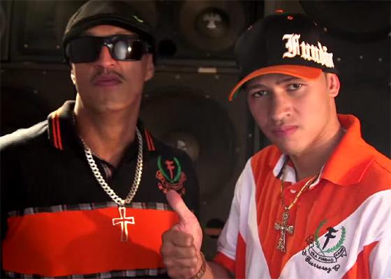Mano Brown em clipe do MC Pablo