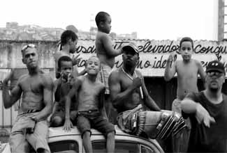 Funk Buia no clipe Respeito Máximo