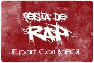 Música Festa de RAP, do JF