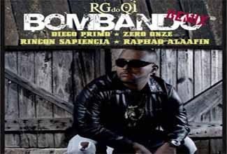 Remix da música Bombando, por RG do QI, Rincon Sapiência, Raphão Alaafin, Diego Primo e Zero Onze