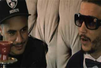 Akira Presidente e Marcelo D2 em Bombom