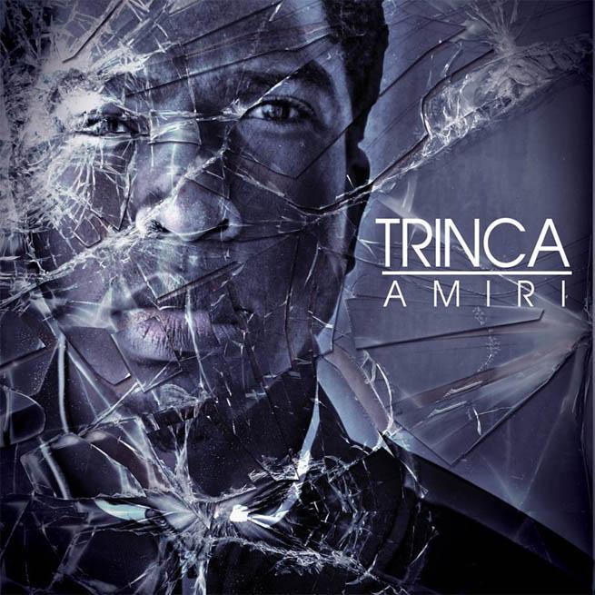 """Com single de mesmo nome, Amiri lança EP """"Trinca"""""""