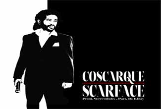 Música Scarface, do Coscarque