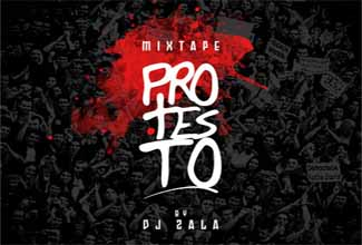 DJ Zala lança mixtape de protesto