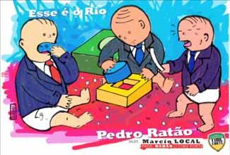 Música Esse é o Rio, do Pedro Ratão