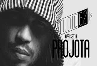 Projota no Projeto Studio62