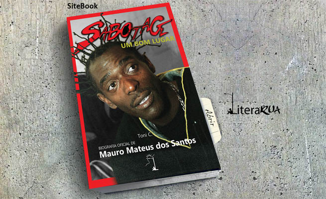 Livro e site da biografia oficial do Sabotage