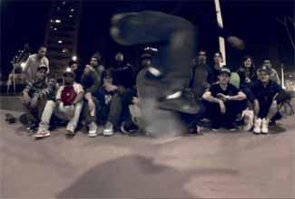 Clipe Skatedrink, do Zero Real Marginal