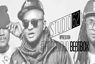 Fernandinho Beatbox no Projeto Studio62