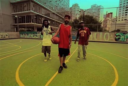 Max B.O., Lews Barbosa e Sombra no Documentário 3 Pontos