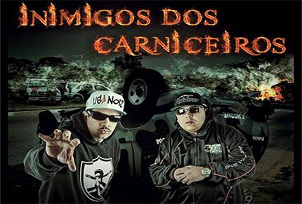 DJ Bola8, do Realidade Cruel, e integrantes do Consciência Humana lançam música Inimigos dos Carniceiros
