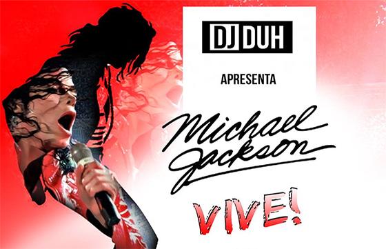 EP Michael Jackson Vive, do DJ Duh