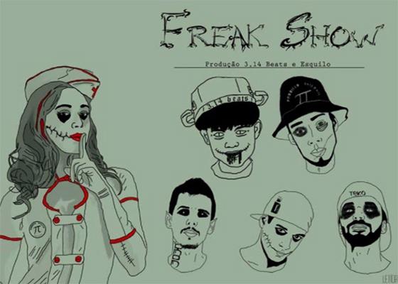 Música Freak Show, do Produto Interno