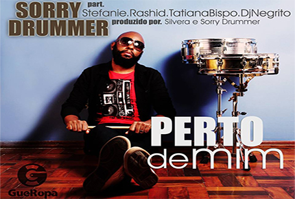 Música Perto de Mim, do Rashid, Stefanie e Tatiane Bispo pro álbum do Sorry Drummer