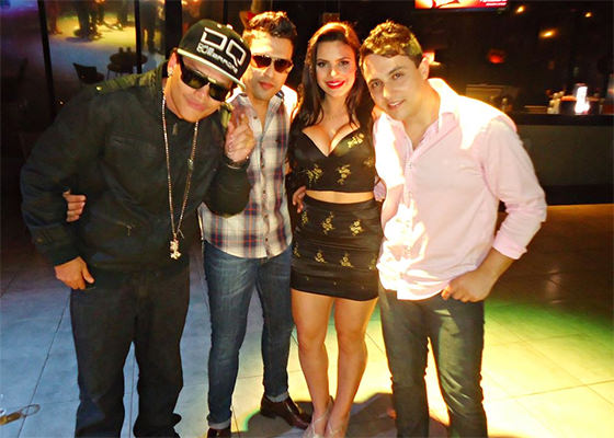 Das Quebradas, Betinho e Willian, Thays Leão