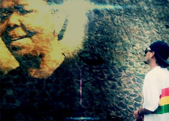 Homenagem à Cesaria Evora, de Eliabe Caos