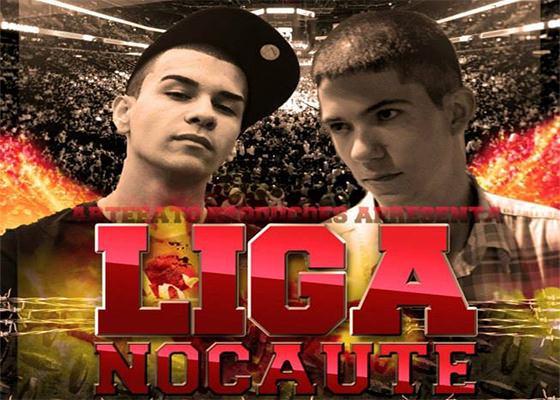 Liga Nocaute: Gah MC x Jotacê Rhazec