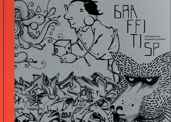 Livro Graffiti SP