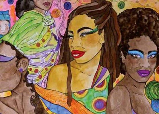 Livro Pretextos de Mulheres Negras