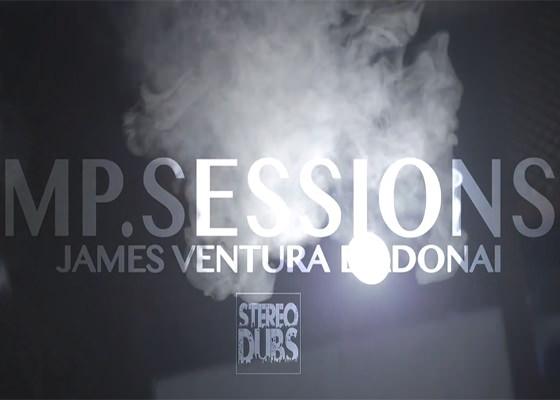 MPSessions: Jamés Ventura e Adonai